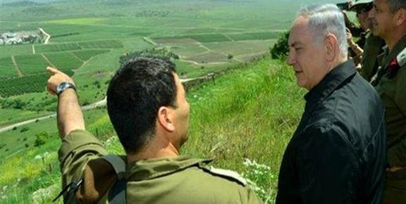 نشست کابینه نتانیاهوبرای بررسی ایجاد شهرکی در  جولان اشغالی با نام  ترامپ