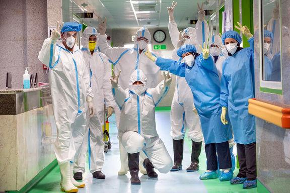 اعلام آمادهباش به پرستاران برای مقابله با موج چهارم کرونا در نوروز 1400