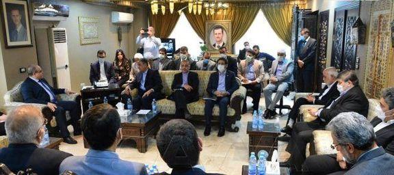 بررسی راههای همکاریهای اقتصادی تجاری ایران و سوریه و سرمایهگذاریهای مشترک