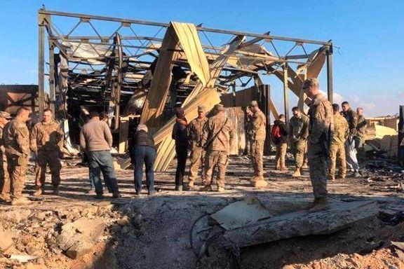 تعداد تلفات نظامیان عین الاسد به  ۱۰۹ نفر رسید