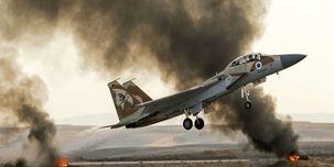 جنگنده رژیم صهیونیستی در کرانه باختری منهدم شد
