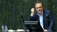 وزیر صمت از مجلس کارت زرد گرفت/ رزم حسینی: حامی سهامداران خرد در بورس هستیم