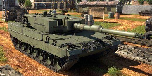 انتقال مشکوک چندین فروند تانک «لئوپارد» ارتش ترکیه به قبرس