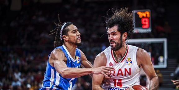 تیم ملی بسکتبال ایران راهی المپیک شد