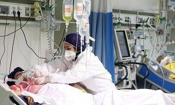 مرگ بیش از 450 نفر دیگر در کشور بر اثر ویروس کرونا