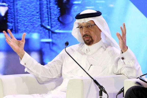 وزیر نفت عربستان حمله به کشتیهای عربستان در بندر الفجیره را تأیید کرد
