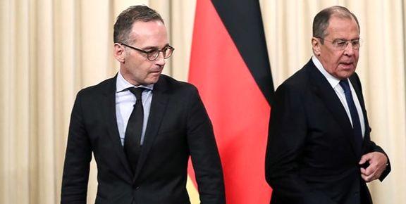 وزیرای خارجه روسیه و المان هفته آینده درباره ایران گفتوگو می کنند