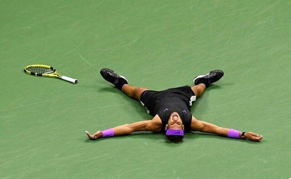 تنیسور اسپانیایی قهرمان اپن آمریکا شد