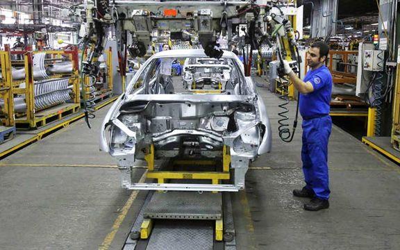 درخواست ۲۷هزار میلیاردتومان منابع جدید با وعده رشد ۵۰درصدی تولید خودرو