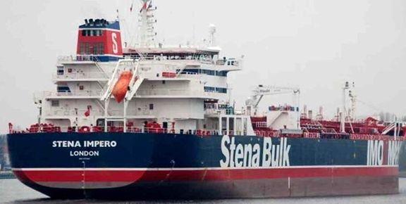 واکنش مالک نفتکش توقیفشده انگلیس به آزادی  ۷ خدمه این کشتی