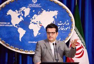 پاسخ ایران به درخواست مکرون برای آزادی زندانیان فرانسه