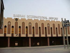 رویترز از حمله راکتی به فرودگاه بصره خبر داد