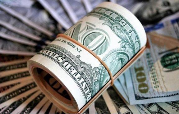 افزایش قیمت دلار در صرافیهای بانکی / هر دلار آمریکا 11 هزار و 450 تومان
