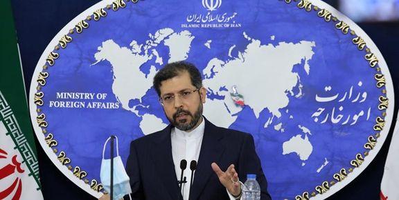 خطیبزاده: از زمان کلینتون نفتی از ایران خریداری نشده