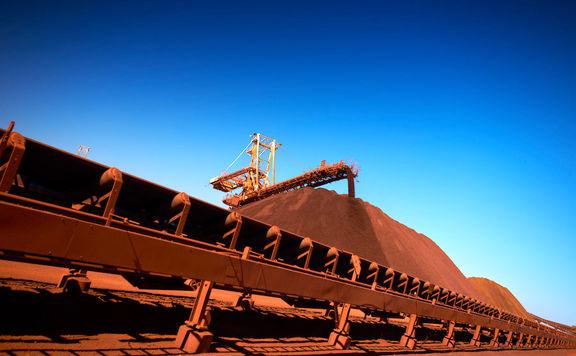 سنگآهن به 220 دلار در هر تن رسید / تقاضای فولاد خام جهان از 2 میلیارد تن عبور کرد