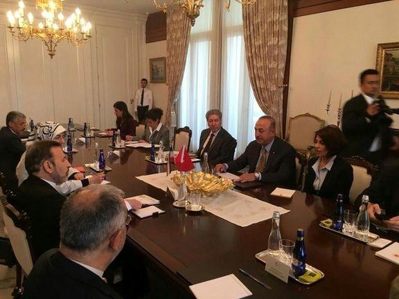 چاووش اوغلو:صراحتا اعلام می کنیم تحریم های یک جانبه علیه ایران را اجرا نخواهیم کرد