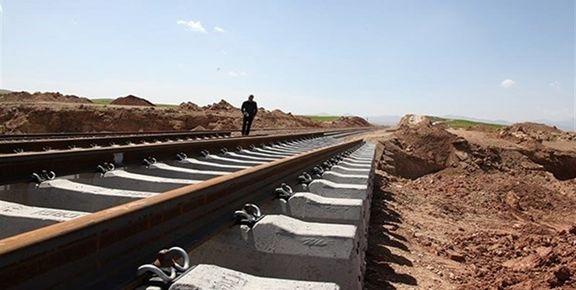 راهآهن ایران، عراق و سوریه به هم وصل می شود