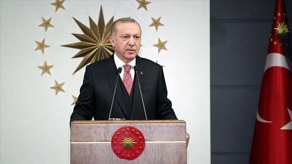 اردوغان: رکورد صادرات را تا پایان سال جاری خواهیم شکست