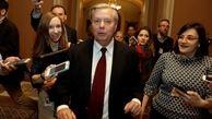 وزیر خارجه ترکیه با لیندسی گراهام دیدار کرد