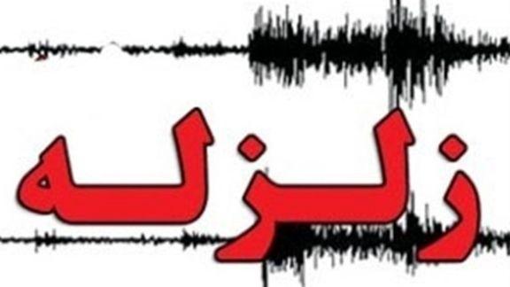 زلزله 5 ریشتری در سرخس