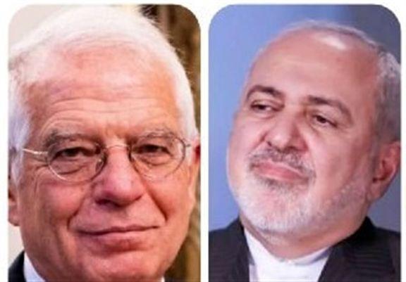 ظریف: تداوم تحریمهای ترامپ قابل قبول نیست