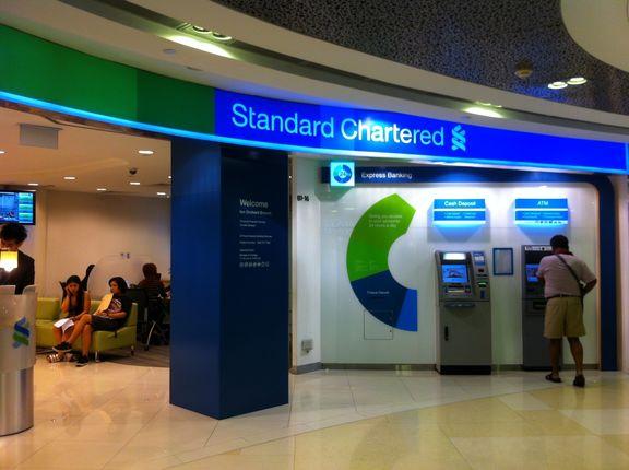 درآمدهای بانک «استاندارد چارترد» کاهش یافت