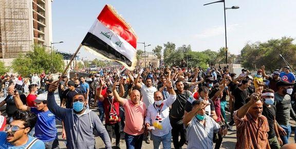 تلاش معترضان برای به آتش کشیدن استانداریهای کربلا و بصره/  ۳۰ نفر  زخمی شد
