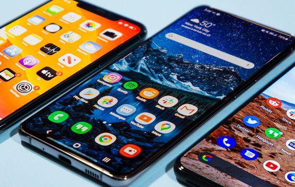 پرفروشترین گوشیهای هوشمند فصل اول 2021/ سامسونگ در صدر