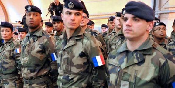 فرانسه هم  نیروهای خود را از عراق خارج می کند