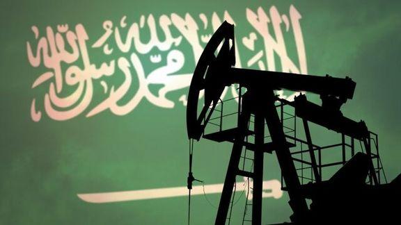 تولیدات و صادرات نفتی عربستان رشد کرد