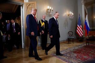جمهوری خواهان آمریکا از نشست هلسینکی حمایت کردند