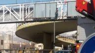 حزئیات  خودکشی پسر جوان از بالای پل هوایی تقاطع آزادی و میمنت