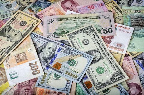 نرخ رسمی ۲۵ ارز کاهش یافت
