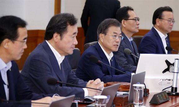 اظهار نظر رئیس جمهور کره جنوبی در مورد نشست ترامپ و اون