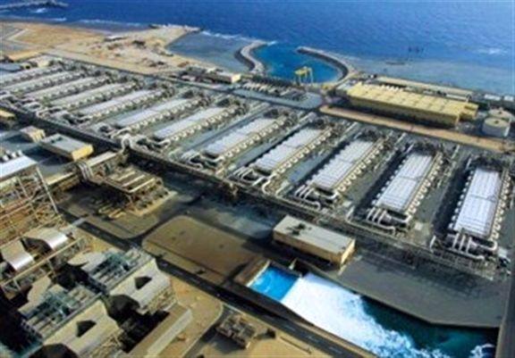 انتقال آب شیرین شده از خلیج فارس به  منطقه ویژه اقتصادی لامرد