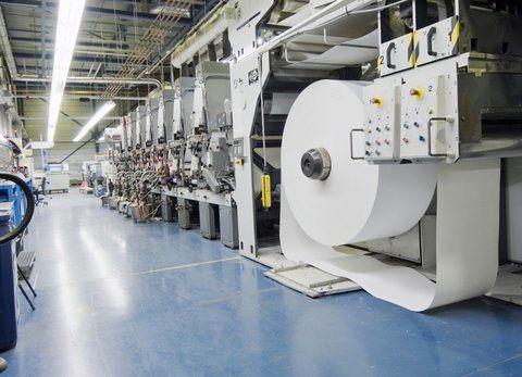 قیمت کاغذ تحریر در سال گذشته چهار برابر شد