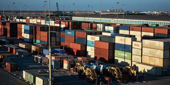 میزان  واردات به کشور 22 درشد کاهش یافت
