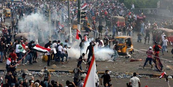 تظاهرات کنندگان عراقی به حبس محکوم می شوند