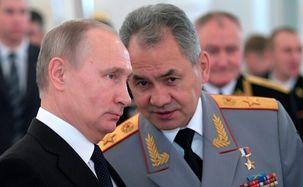 وزیر دفاع روسیه وارد قاهره پایتخت مصر شد