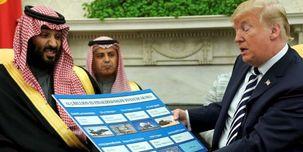 آمریکا بدون مجوز کنگره فروش سلاح به سعودی ها را تسریع می کند