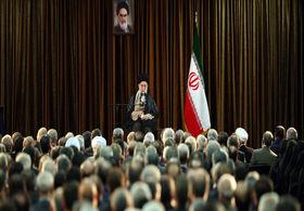 مشروح سخنان رهبر معظم انقلاب در دیدار با مسئولان وزارت امور خارجه