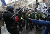 بازگشت شنبه اعتراض به فرانسه + فیلم