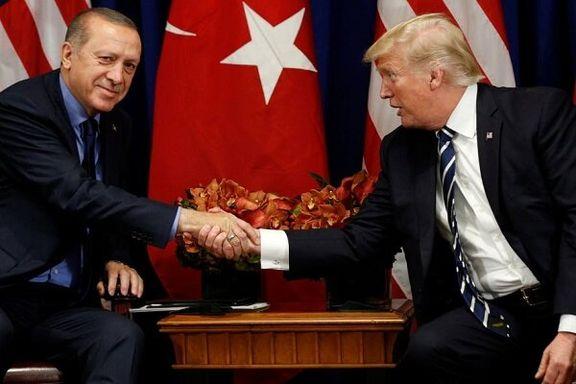 جزئیات پیشنهاد ترامپ به اردوغان پیش از آغاز حمله ترکیه به شمال سوریه