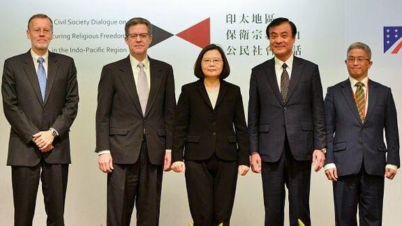 آمادگی  آمریکا برای فروش بیش از ۲ میلیارد دلار سلاح  به تایوان