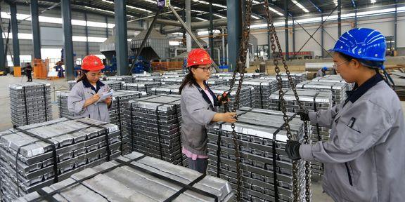 روند صعودی قیمت آلومینیوم با افزایش تولید خودرو در چین / کاهش عرضه قراضه آلومینیوم به دلیل کمبود کانتینر