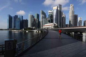 سنگاپور در پیشبینی اقتصادی جدید خود رشد اقتصادی را کاهش داد