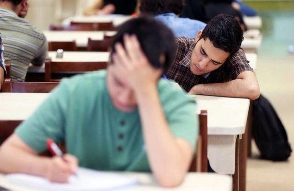 امتحانات نهایی دانش آموزان از ۳۱ اردیبهشت آغاز می شوند+ برنامه امتحانات