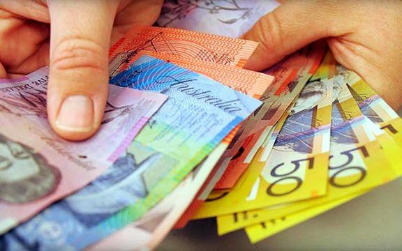 دلار استرالیا افت کرد/ اقتصاد استرالیا 7 درصد کاهش یافت