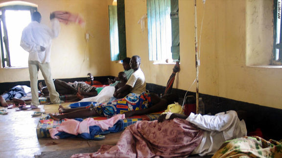 افزایش قربانیان وبا در نیجر به 55 نفر