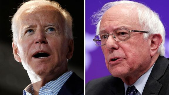 جنگ لفظی جو بایدن و برنی سندرز بر سر طرح بیمه خدمات درمانی